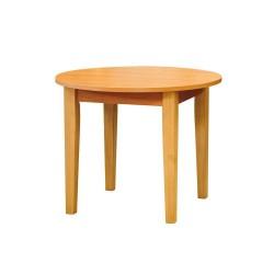 Kulatý stůl Fit 110 rozkládací