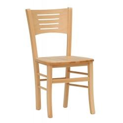 Židle Verona celomasivní
