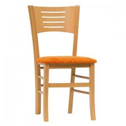 Židle Verona čalouněná