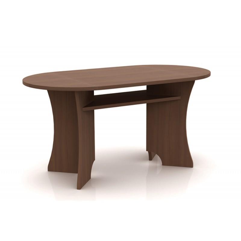Konferenční stolek hnědá