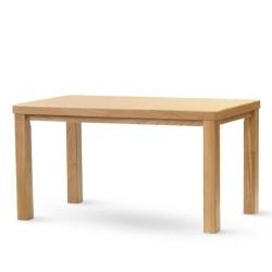 Jídelní dubový stůl Teo 140 r