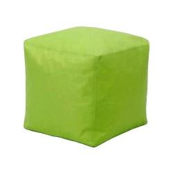 Sedací kostka Idea / zelená