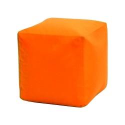 Sedací kostka Idea / oranžová
