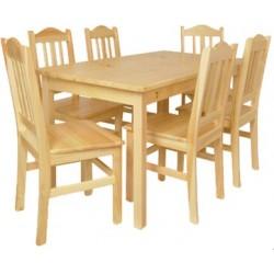 Jídelní stůl Klasa 80x150