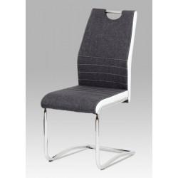 Židle DCL-444 šedá