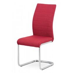 Židle DCH-455 červená