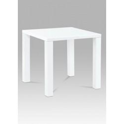 Stůl AT-3005 bílý lesk