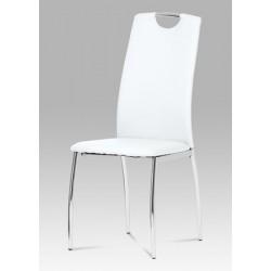 Židle DCL-419 bílá