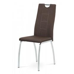 Židle DCL-466 hnědá