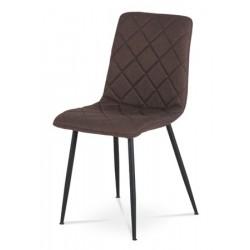 Židle DCL-387 hnědá