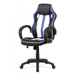 Otočná židle KA-V505 modrá