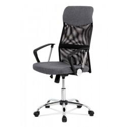 Otočná židle Ka-E301 šedá
