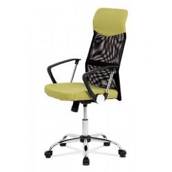 Otočná židle Ka-E301 zelená