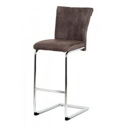 Barová židle BAC-192 hnědá