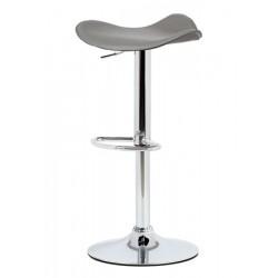 Barová židle AUB-440 šedá
