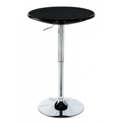 Barový stůl AUB-4010 černý