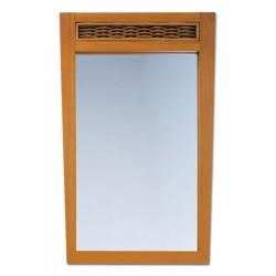 Zrcadlo PO203 rám medový