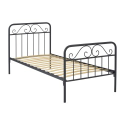 LEON 7163 - kovová postel...