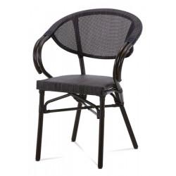 Židle kovová AZC-110