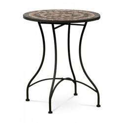 Stůl kovový JF-2225 černý