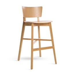 Židle Dimmy dubová - BAR